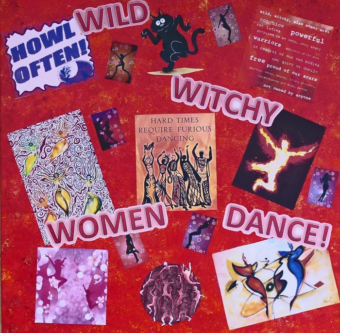 Wild, Witchy Women Dance