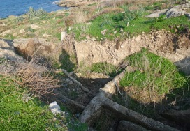 Lambousa - Open tomb 3