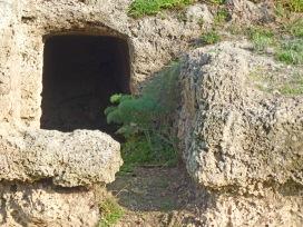 Lambousa - Rock Tomb 1