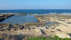 Lambousa - Roman Fish Pool 1