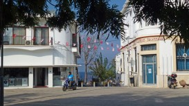 Kyrenia Side Street