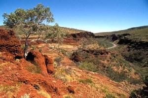Munjina Gorge, N-W Western Australia