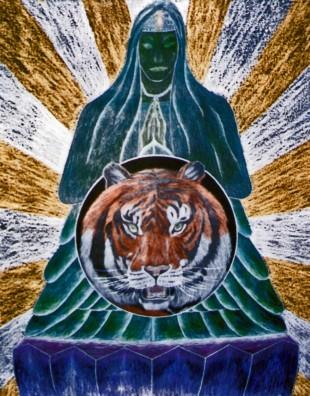 Green Tiger Tara