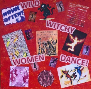 Wild, Witchy Women Dancing