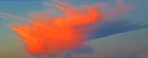 Sunset 6 (over Turkey)