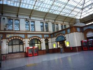 Service Area, Victoria Station, Manchester
