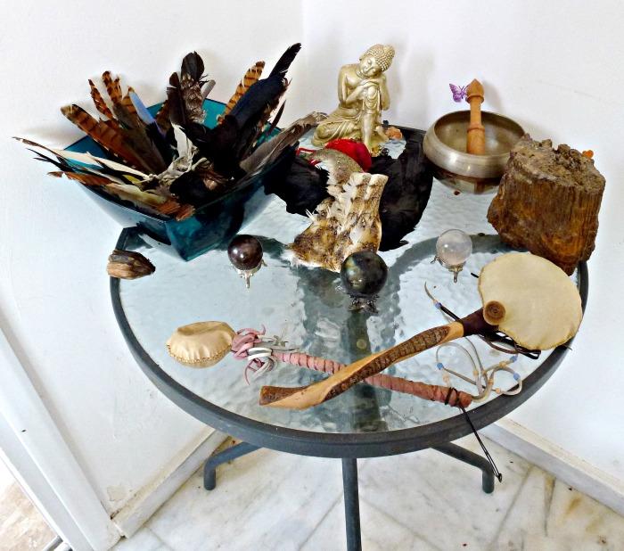 Altar table - Study