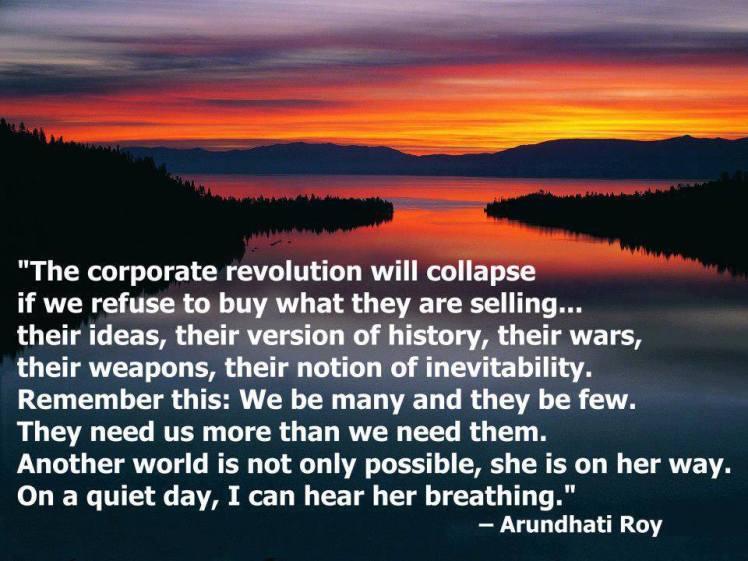 Corporate revolution
