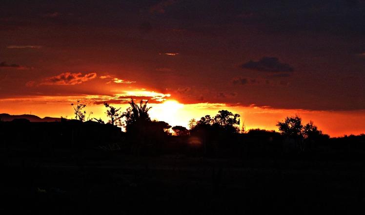 Sunset 1 5th Sept 2014