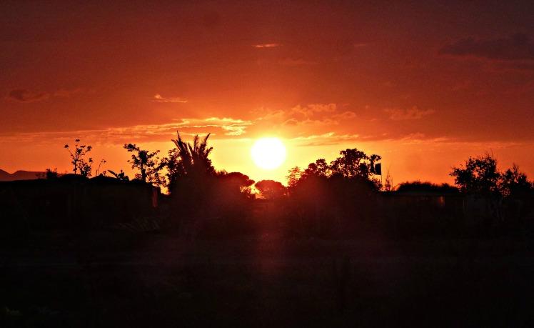 Sunset 4 5th Sept 2014