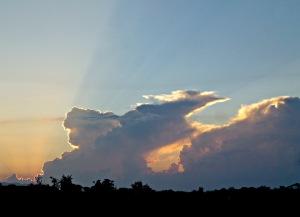Sunset 1, 19th Sept, 2014