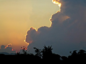 Sunset 2, 17th Sept, 2014