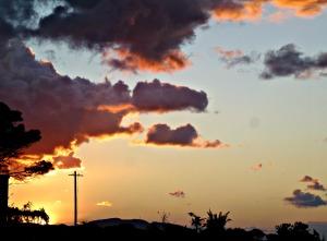 Sunset 28th Sept 1 2014