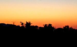 Sunset 30th Sept 2014