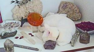Sweetie - Cat & Crystals