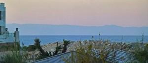Turkish Coastline - early evening