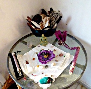 Shamanic Sanctuary Table 1