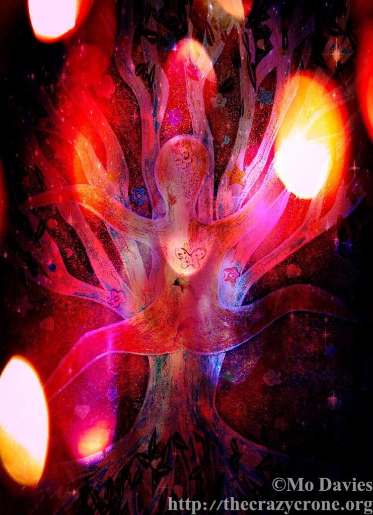 Tree of Dancing Light