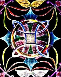 Original Mandala: Web of Life & LIght