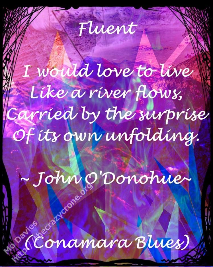 Fluent - John O'Donohue
