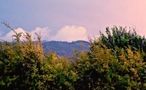 Storm behind Besparmaks