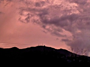 Storm behind Besparmaks2
