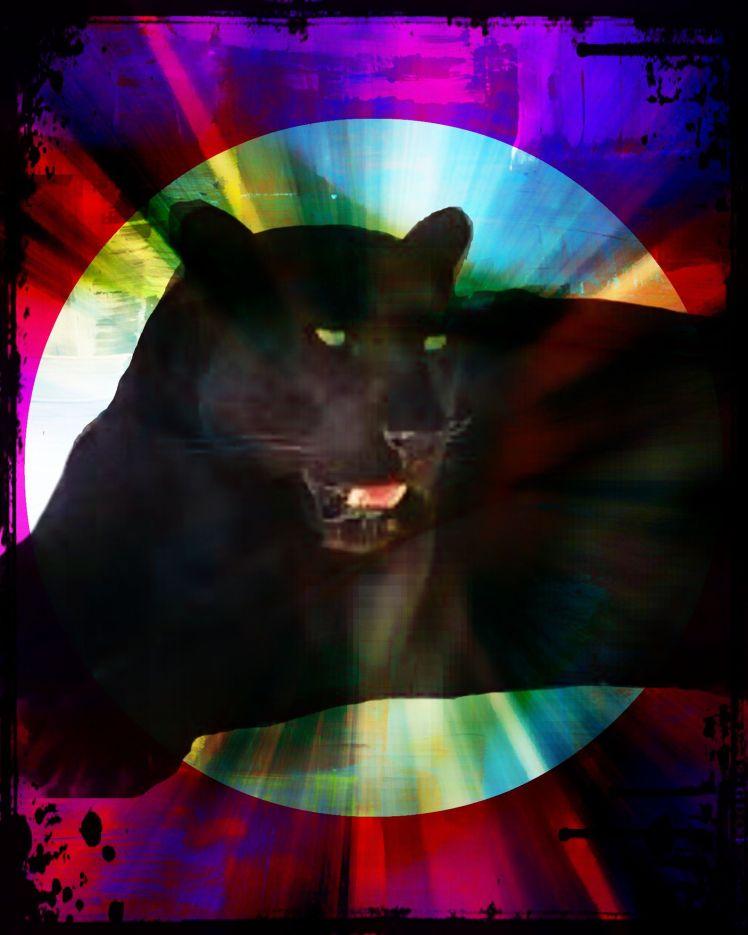 Panther totem