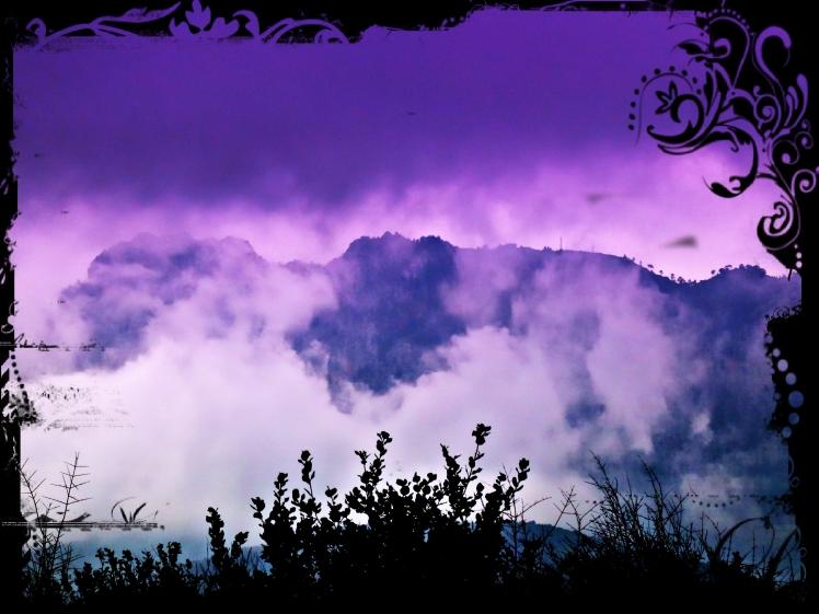 Besparmaks & Clouds, Jan 2016 1