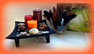 Sanctuary Table, workspace