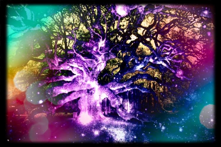 Grandfather tree spirit